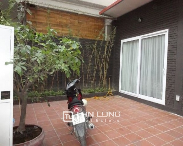 Brand new house for rent on To Ngoc van Street 2