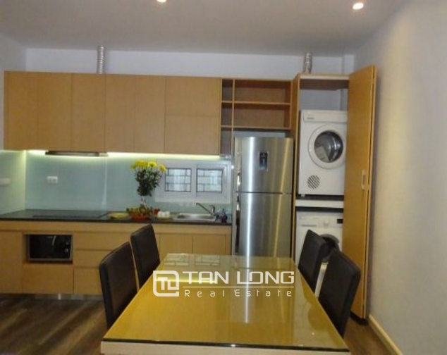 Brand new house for rent on To Ngoc van Street 10