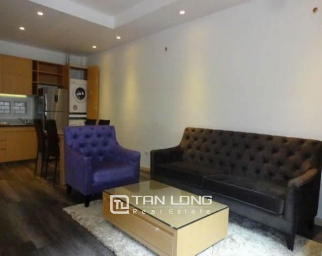 Brand new house for rent on To Ngoc van Street 4