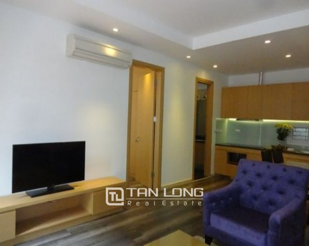 Brand new house for rent on To Ngoc van Street 6