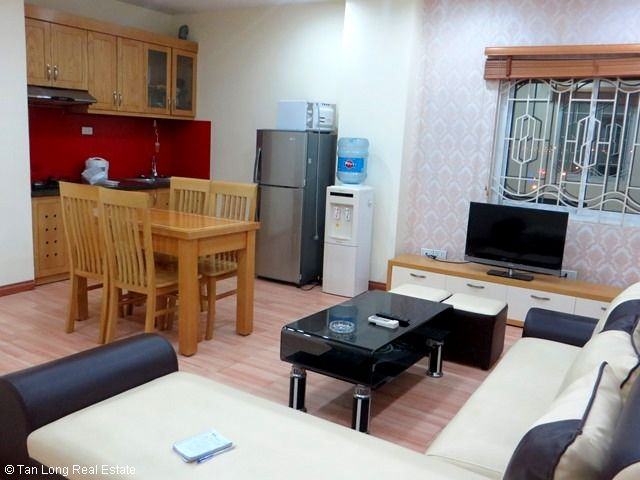 Brand- new serviced apartment for rent in Ngoc Lam, Long Bien district, Ha Noi 1
