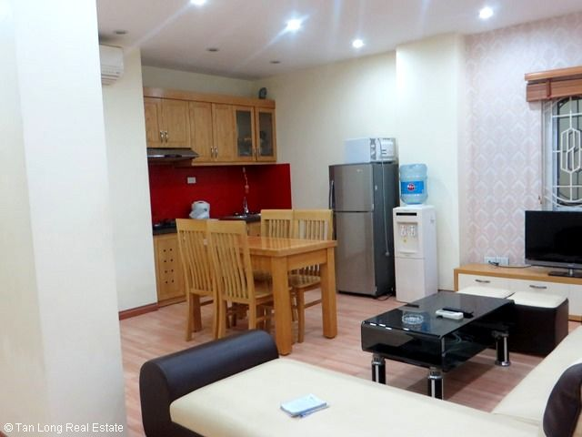 Brand- new serviced apartment for rent in Ngoc Lam, Long Bien district, Ha Noi 2