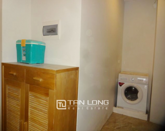 Brand-new 1 bedroom apartment in Truc Bach for lease, $700 1