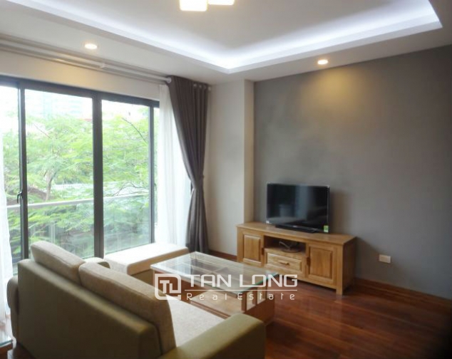 Brand-new 1 bedroom apartment in Truc Bach for lease, $700 3