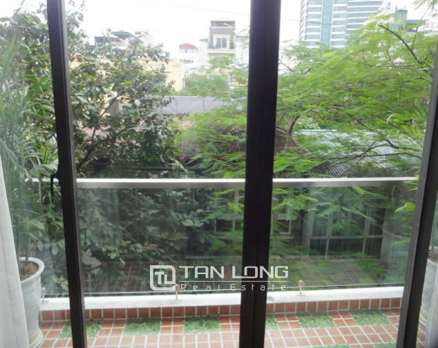 Brand-new 1 bedroom apartment in Truc Bach for lease, $700 4