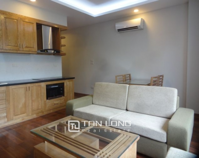 Brand-new 1 bedroom apartment in Truc Bach for lease, $700 6