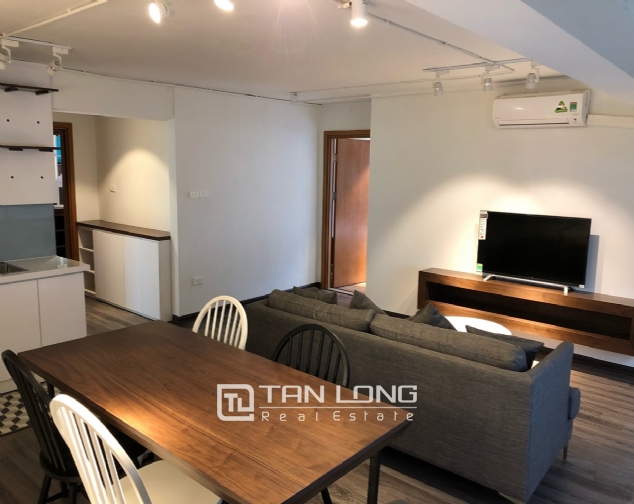 Brand-new 1-bedroom apartment for rent on Au Co street, Tay Ho district! 3