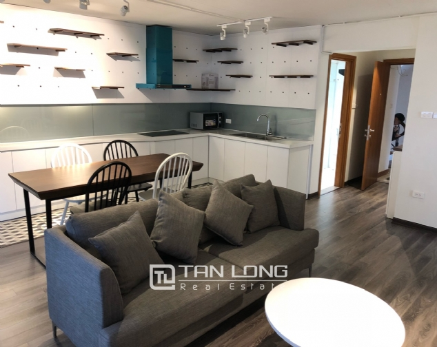 Brand-new 1-bedroom apartment for rent on Au Co street, Tay Ho district! 4