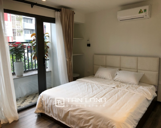 Brand-new 1-bedroom apartment for rent on Au Co street, Tay Ho district! 5