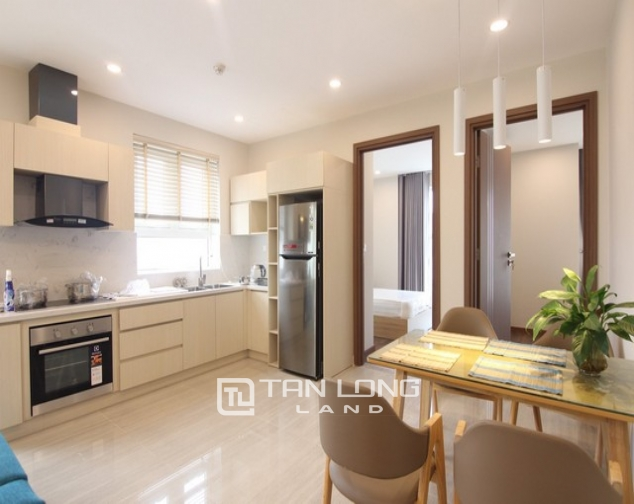 Brandnew and high floor 2 bedroom apartment for rent in L3 tower The Link Ciputra 1