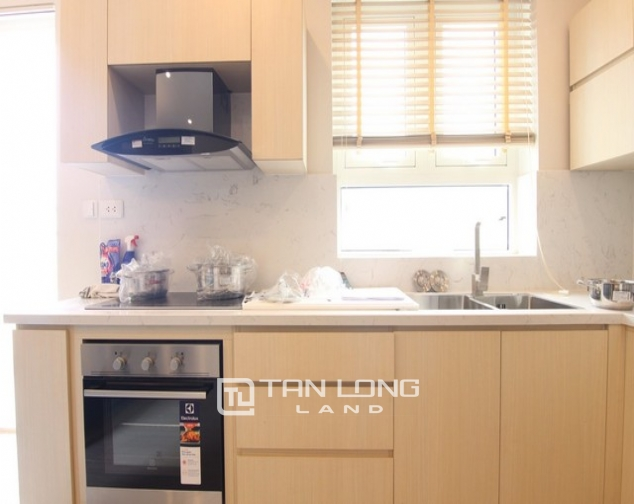 Brandnew and high floor 2 bedroom apartment for rent in L3 tower The Link Ciputra 3