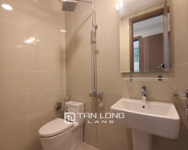 Brandnew and high floor 2 bedroom apartment for rent in L3 tower The Link Ciputra 7