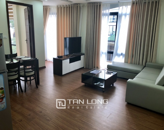 Brandnew apartment for rent on To Ngoc Van main road for rent! 1