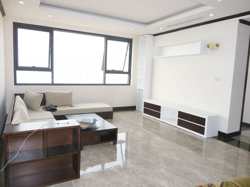 Brand-new furnishing apartment in Platinum Residences for rent