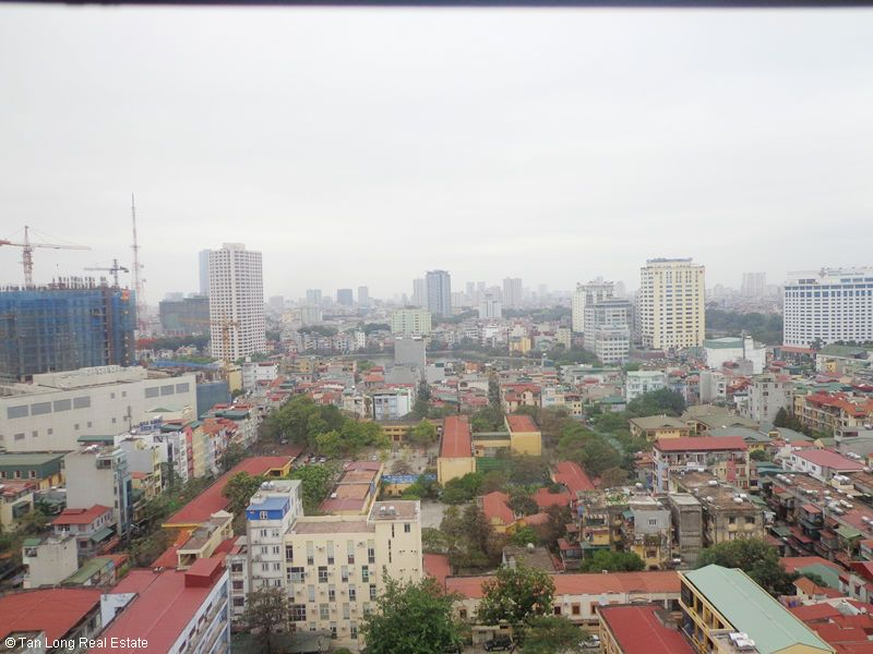 Brand-new furnishing apartment on high-rise building in Ba Dinh district to rent 3
