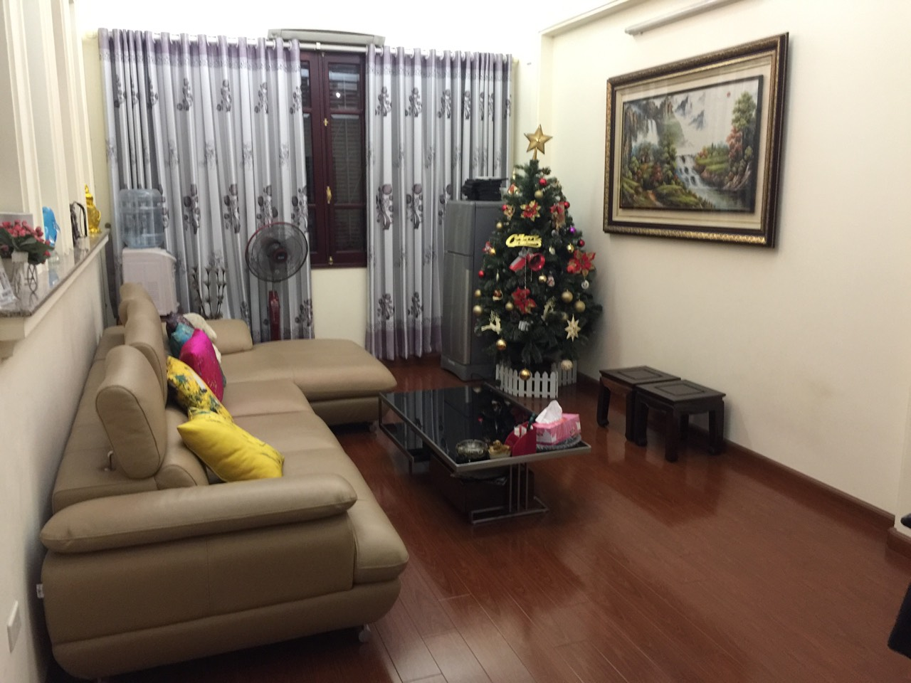 Brand-new house for rent near Ba Mau Lake, Dong Da district!