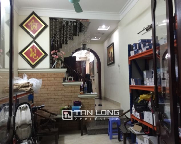 Brand-new house for rent near Ba Mau Lake, Dong Da district! 2