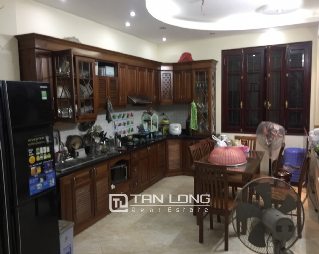 Brand-new house for rent near Ba Mau Lake, Dong Da district! 3