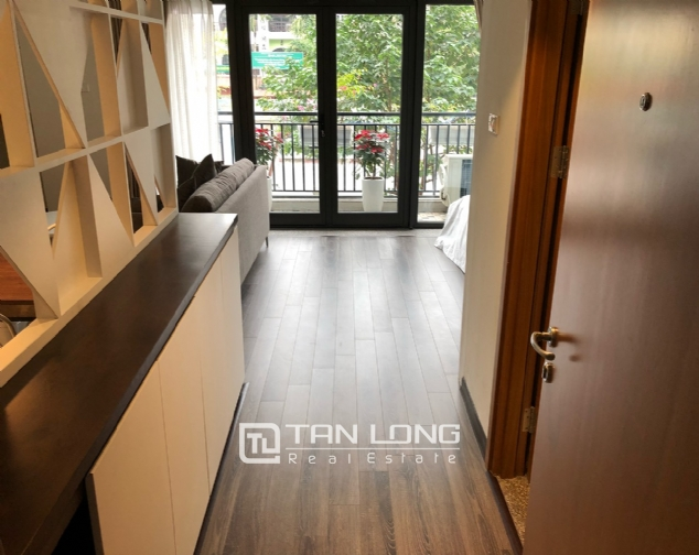 Brand-new studio for rent on Au Co street, Tay Ho district! 1