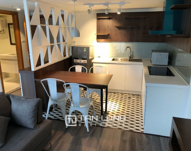 Brand-new studio for rent on Au Co street, Tay Ho district! 3