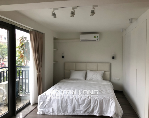 Brand-new studio for rent on Au Co street, Tay Ho district! 6