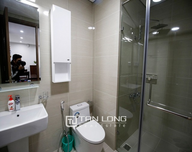 Bright 2 bedroom full furnished apartment for rent in L3 The Link Ciputra 5