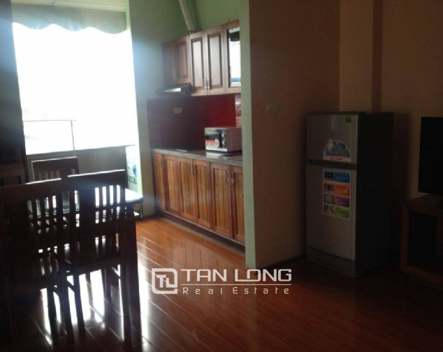 Bright 2 bedroom serviced apartment to rent in Nguyen Phong Sac, Cau Giay, Hanoi 3