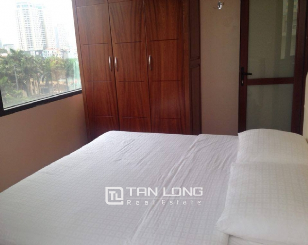 Bright 2 bedroom serviced apartment to rent in Nguyen Phong Sac, Cau Giay, Hanoi 9