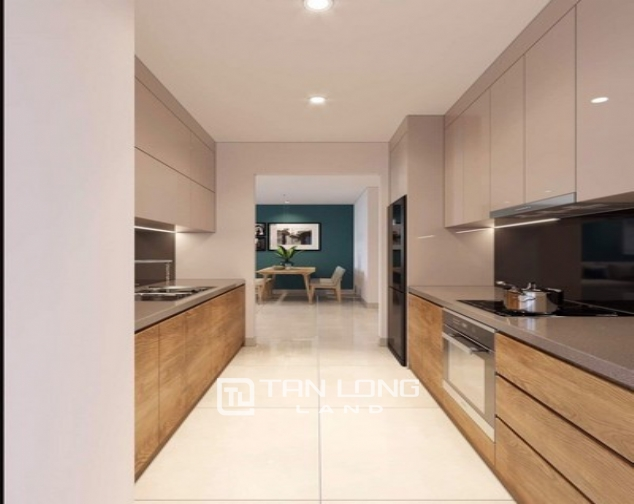 Bright and nice 3 bedroom apartment for rent in L4 The Link Ciputra 3