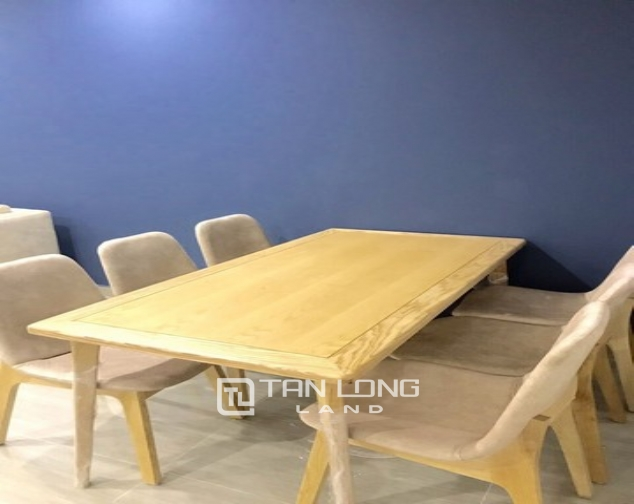 Bright and nice 3 bedroom apartment for rent in L4 The Link Ciputra 5