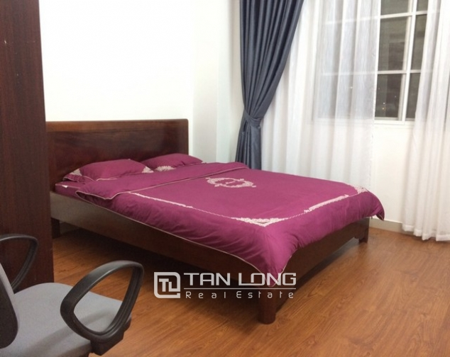 Bright and spacious 3 bedroom apartment for rent in E5 building Ciputra, Tay Ho 5