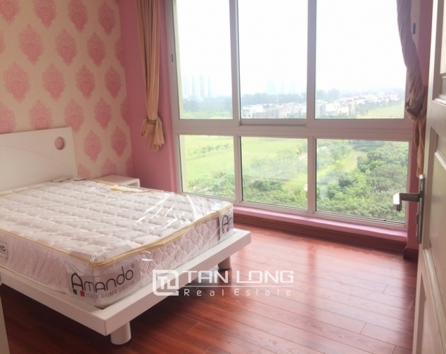 Bright and spacious 4 bedroom apartment for rent in P2 Ciputra 7
