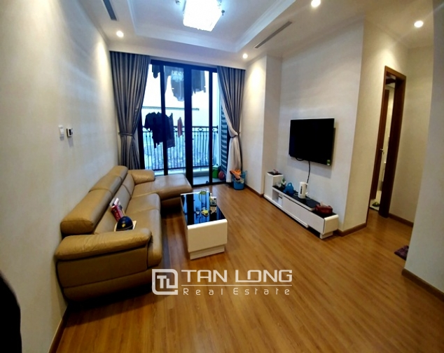 Bright and spacious two bedroom apartment for rent in R2, Royal City, Nguyen Trai str., Thanh Xuan dist., Hanoi 1