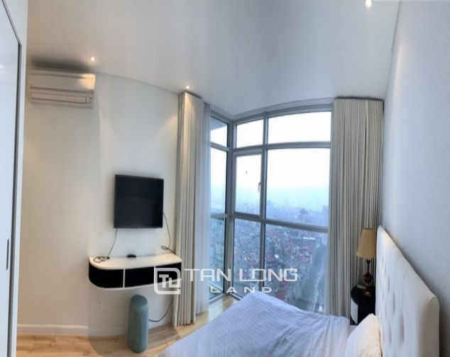 Bright and Westlake view 2 bedroom apartment for rent in Watermark, Lac Long Quan street,Tay Ho district 6
