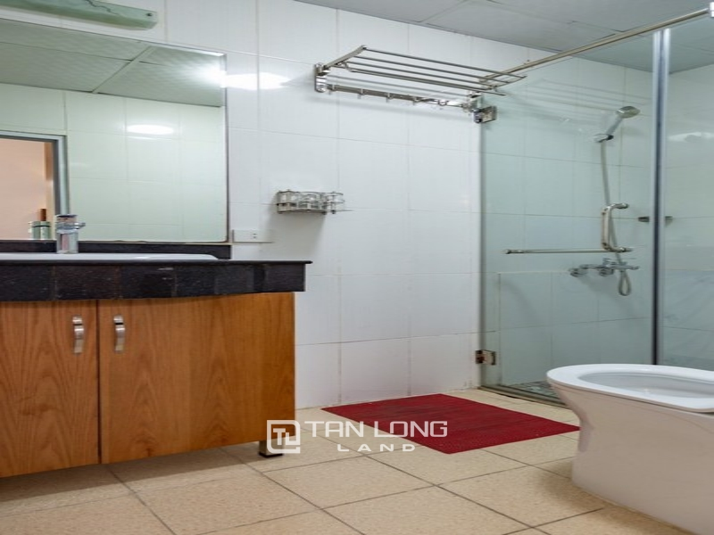 Bright apartment for rent in Au Co street, Tay ho district 13