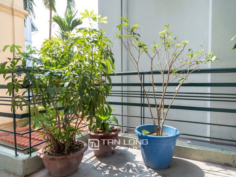 Bright apartment for rent in Au Co street, Tay ho district 21