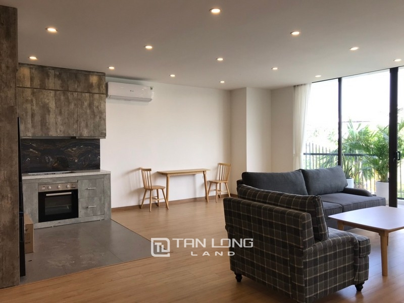 Bright apartment for rent in Au Co street, Tay ho district 9