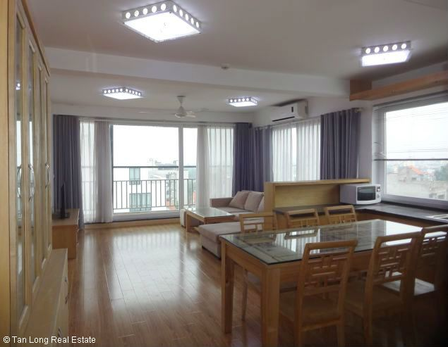 Bright apartment with 2 bedroom for lease in To Ngoc Van, Tay Ho, Hano 1