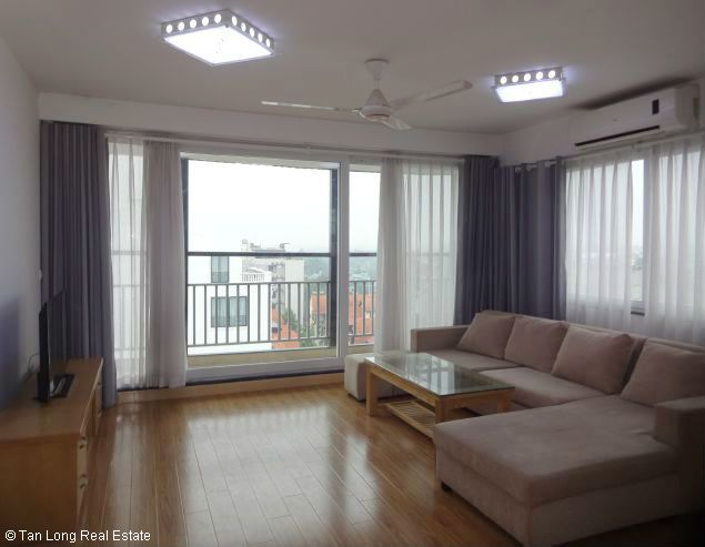 Bright apartment with 2 bedroom for lease in To Ngoc Van, Tay Ho, Hano 2