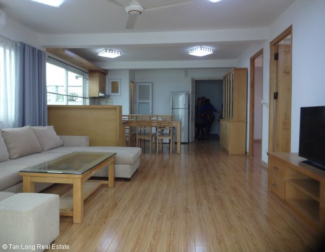Bright apartment with 2 bedroom for lease in To Ngoc Van, Tay Ho, Hano 4