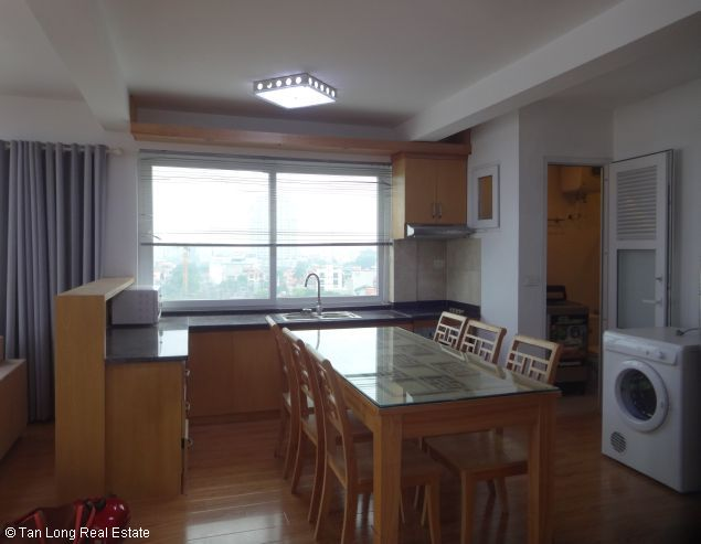 Bright apartment with 2 bedroom for lease in To Ngoc Van, Tay Ho, Hano 7