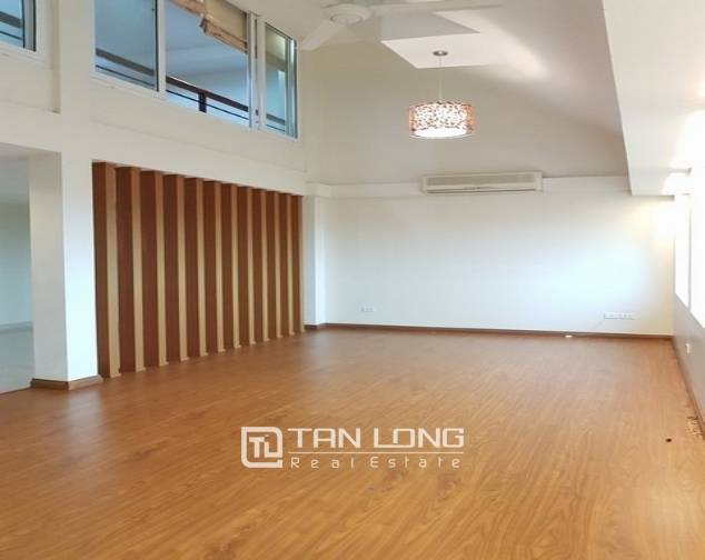 Bright house in Ciputra area, Tay Ho dist, Hanoi for lease 1