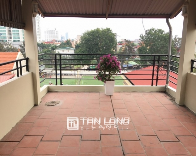 Bright house in Dang Thai Mai street,Tay Ho dist for lease 9