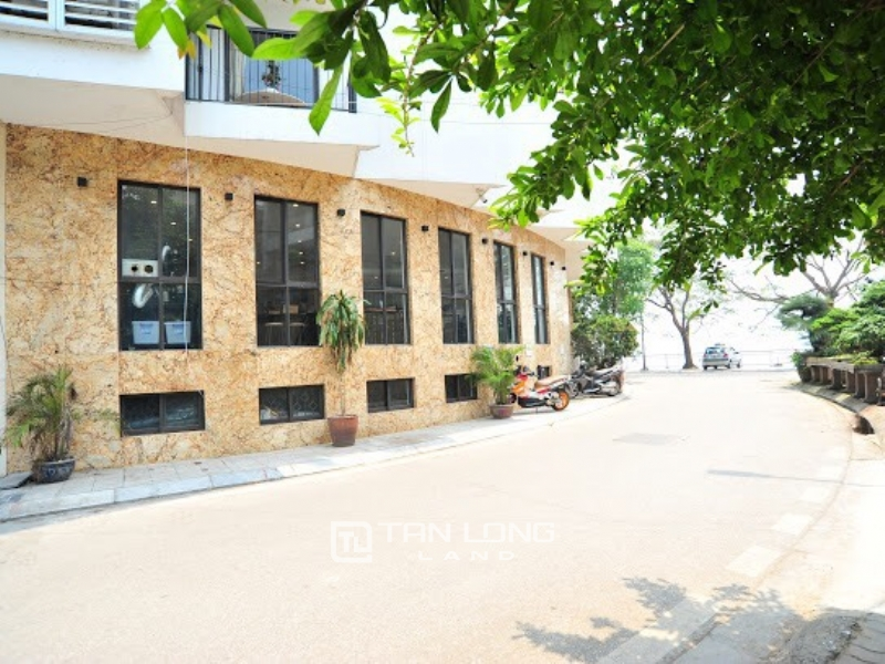 Bright new apartment for rent in Road surface Quang Khanh street, Tay ho district 3