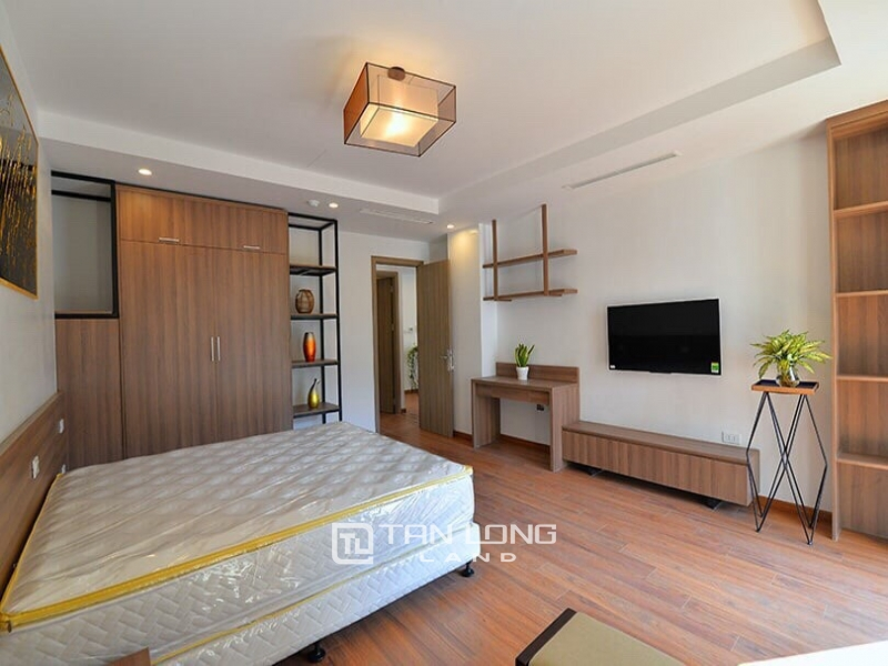Bright new apartment for rent in Road surface Quang Khanh street, Tay ho district 10