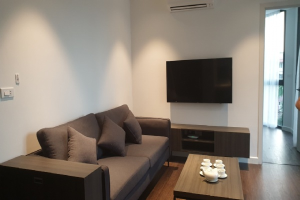 Bright new apartment for rent in Tay ho street, Tay ho district