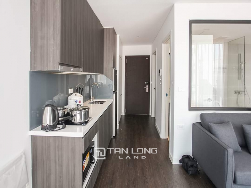 Bright new apartment for rent in Tay ho street, Tay ho district 5