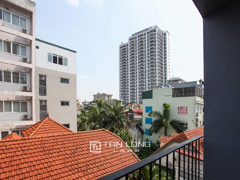Bright new apartment for rent in Tay ho street, Tay ho district 6