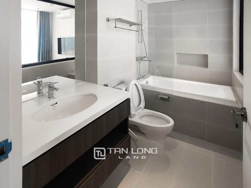 Bright new apartment for rent in Tay ho street, Tay ho district 9