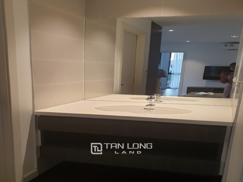 Bright new apartment for rent in Tay ho street, Tay ho district 12